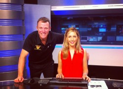 Marathon Man - Fox Sports News - 17 Jul 2013
